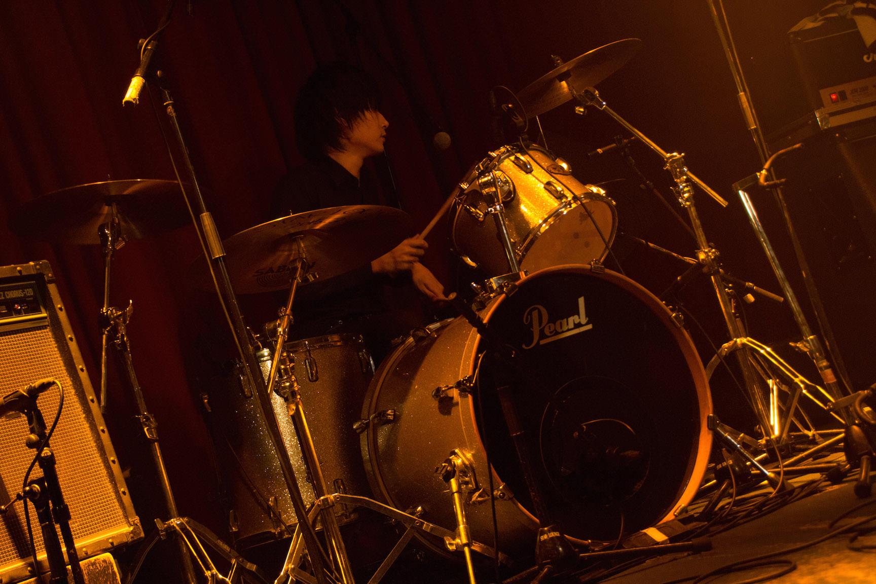 The pinballs live at shibuya star lounge may 2nd 2015 16