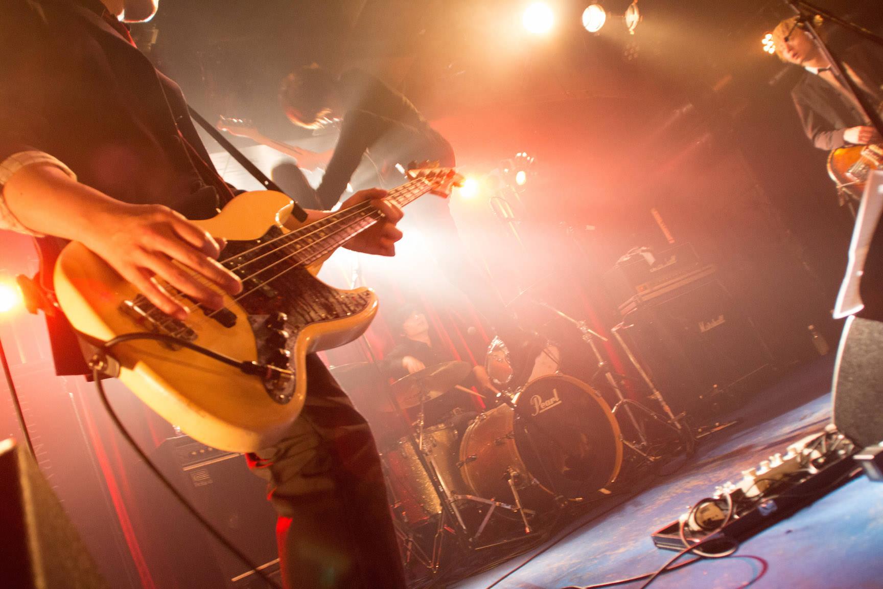 The pinballs live at shibuya star lounge may 2nd 2015 19