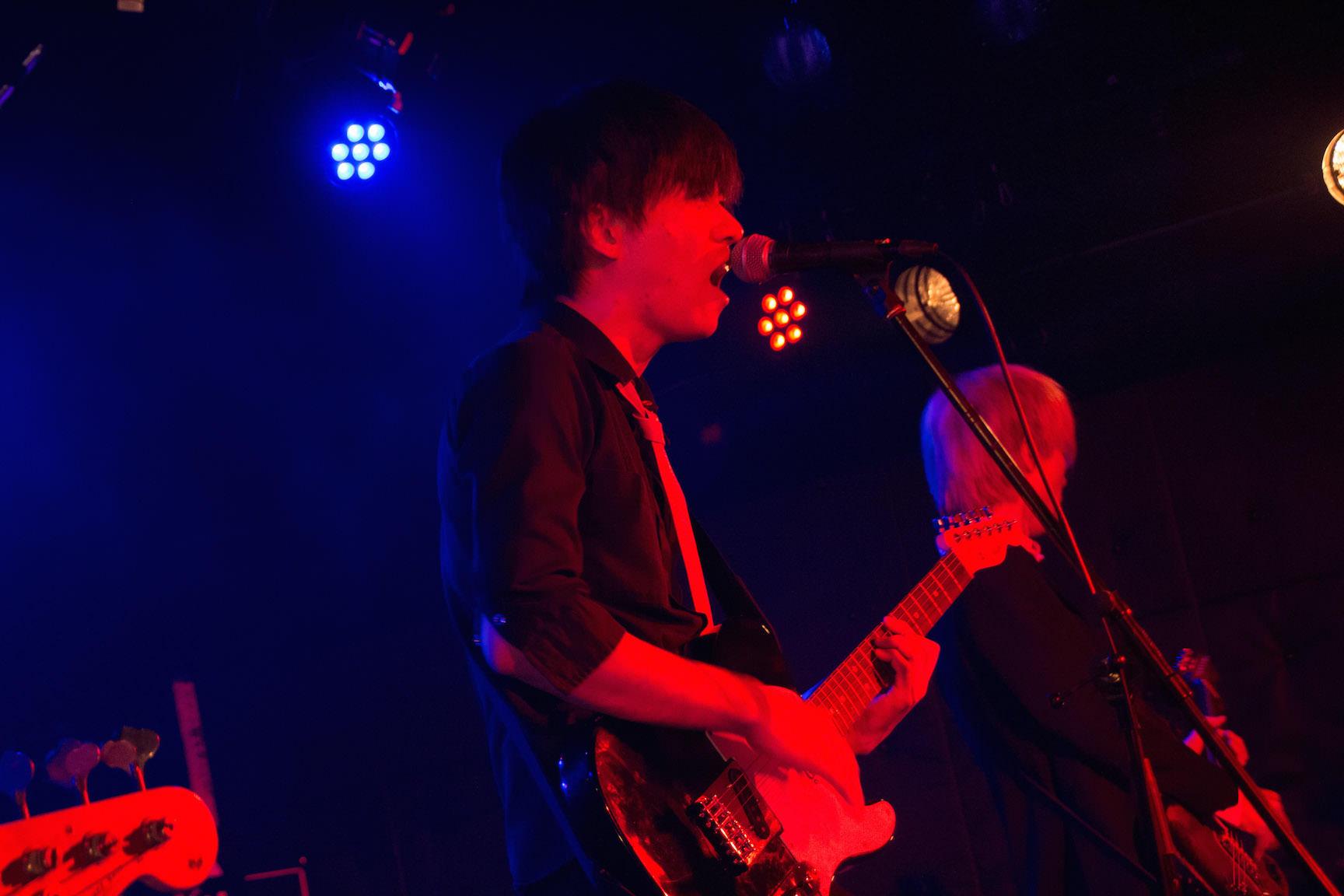 The pinballs live at shibuya star lounge may 2nd 2015 2