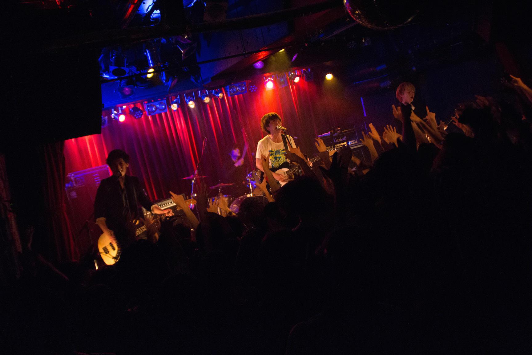 The pinballs live at shibuya star lounge may 2nd 2015 20