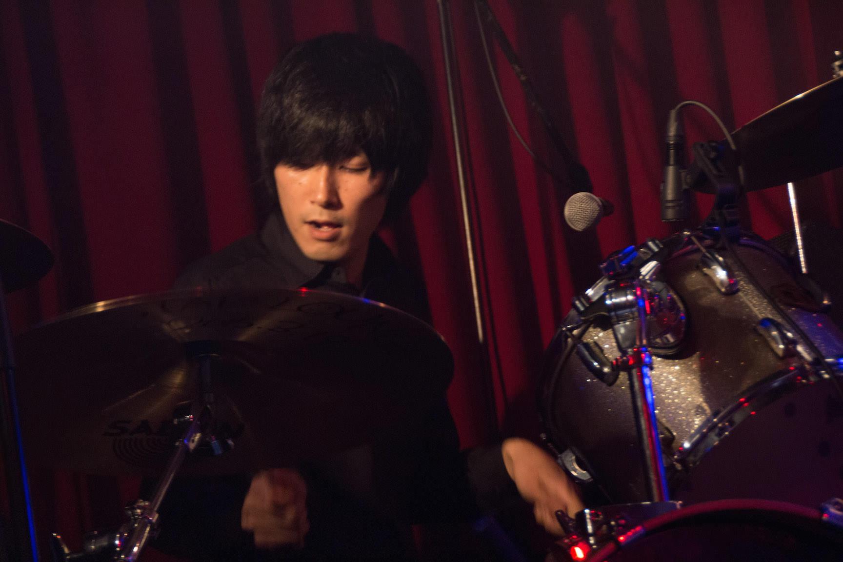 The pinballs live at shibuya star lounge may 2nd 2015 4