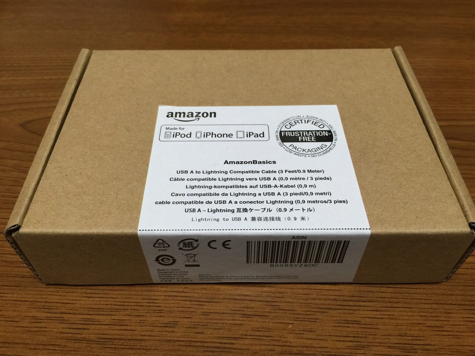 Amazon basics lightning usb cable review 1