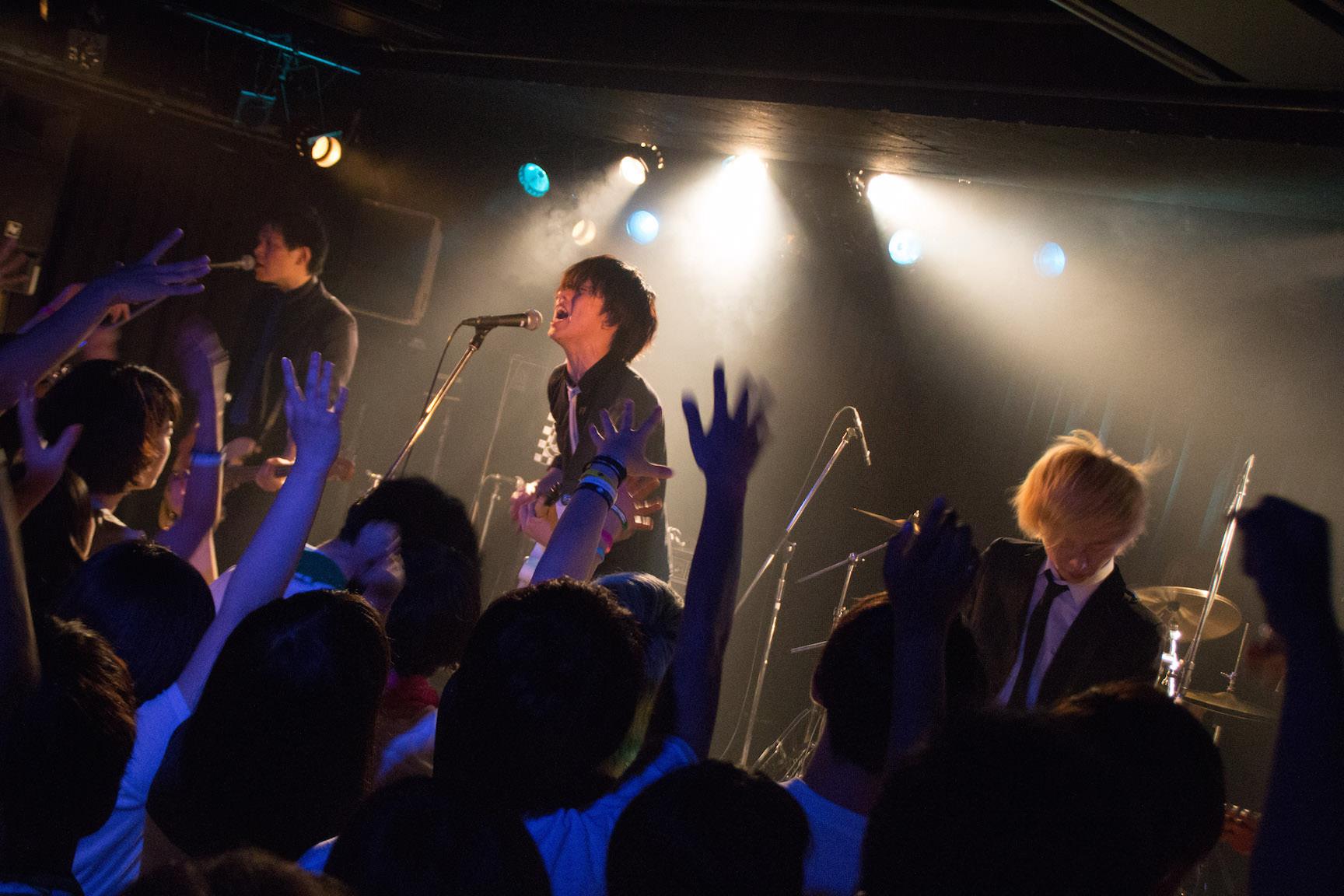 The pinballs live at shibuya tsutaya o nest jul 16th 2015 11