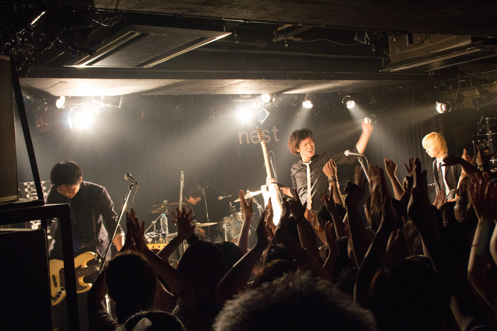 The pinballs live at shibuya tsutaya o nest jul 16th 2015 14