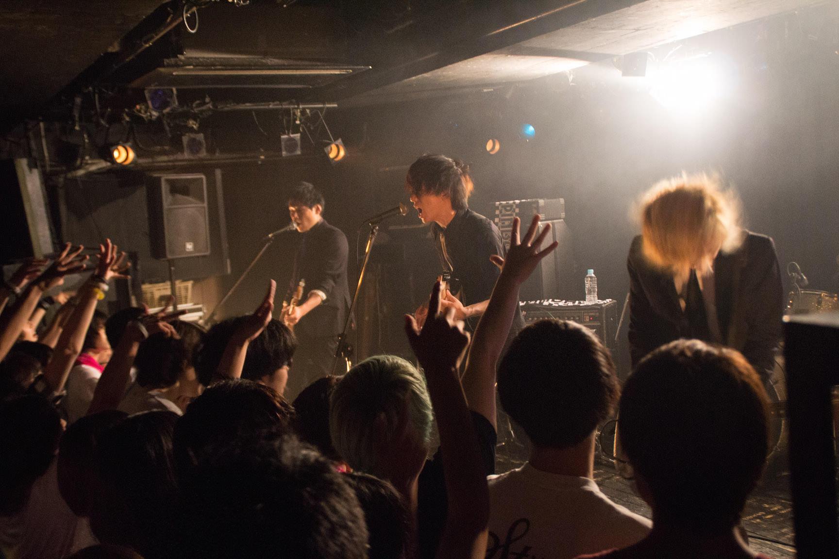 The pinballs live at shibuya tsutaya o nest jul 16th 2015 2