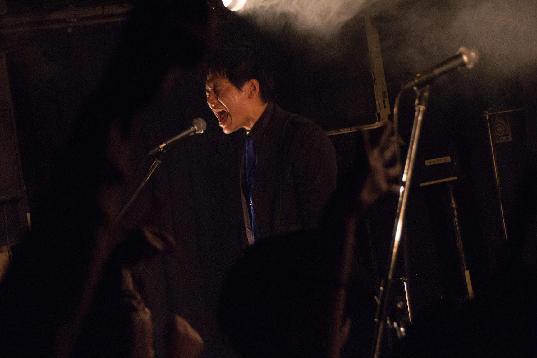 The pinballs live at shibuya tsutaya o nest jul 16th 2015 3