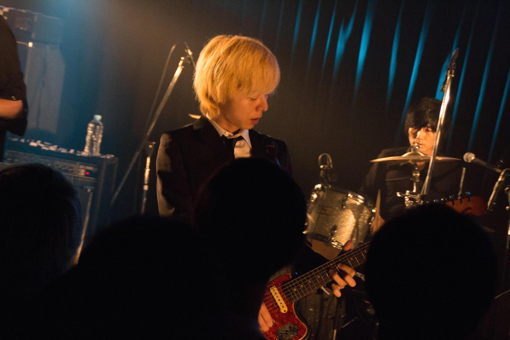 The pinballs live at shibuya tsutaya o nest jul 16th 2015 4