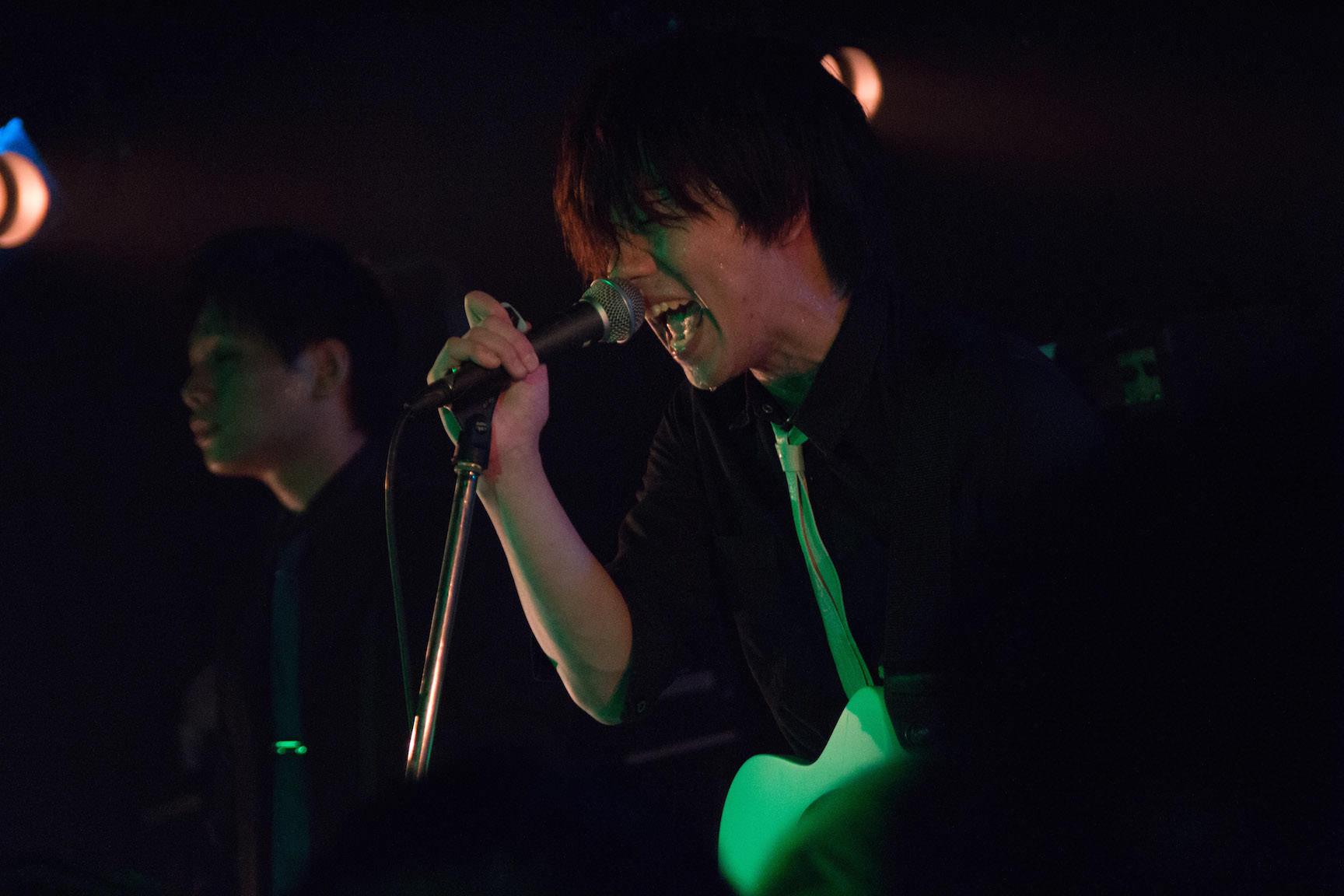 The pinballs live at shibuya tsutaya o nest jul 16th 2015 5