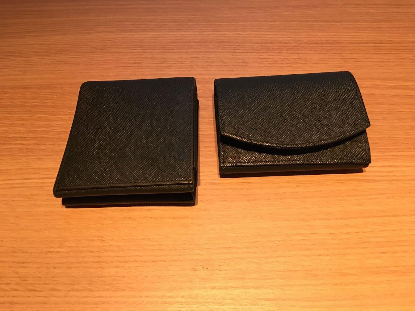 Caltolare reception hammock wallet compact 22