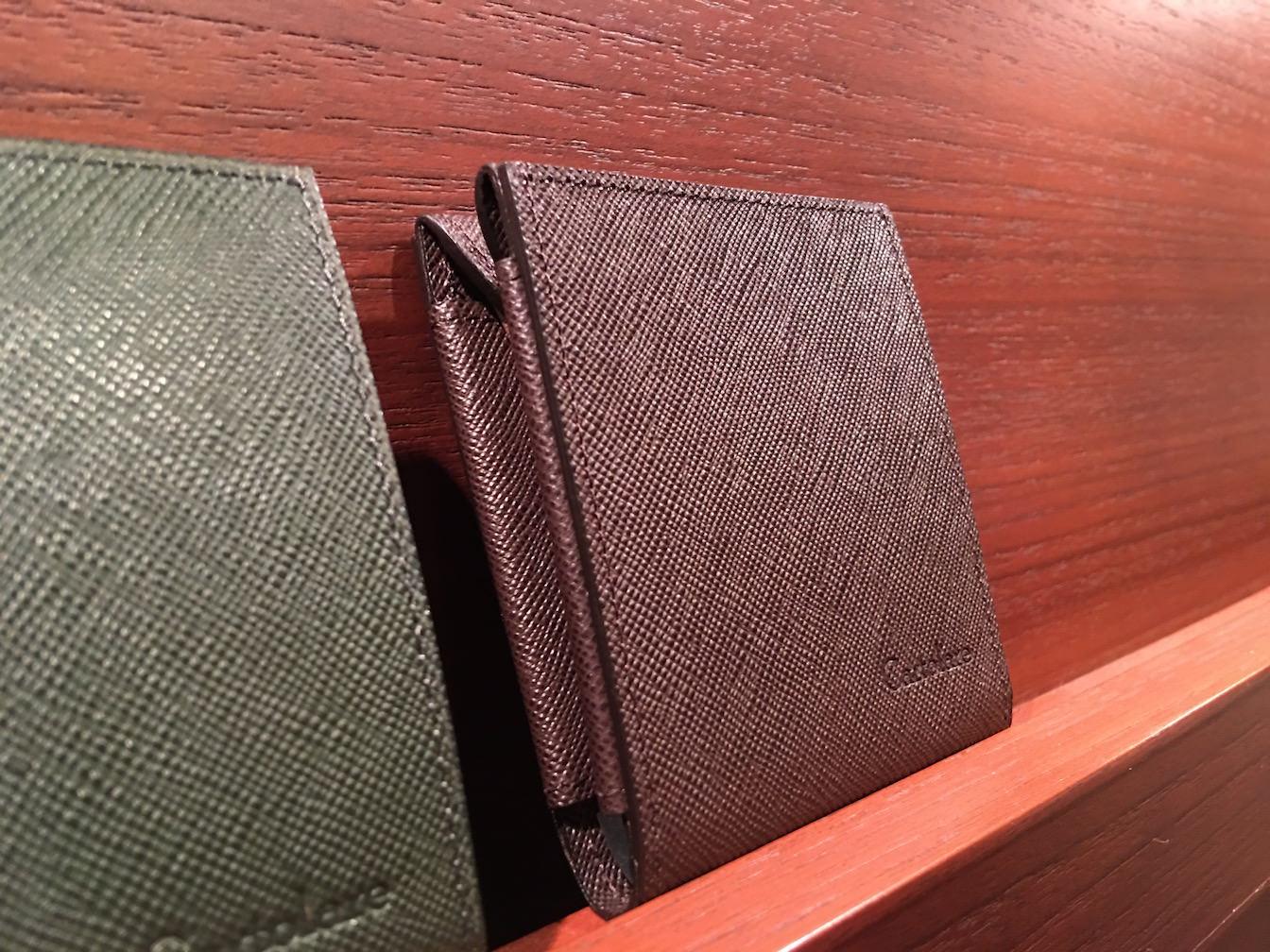 Caltolare reception hammock wallet compact 27