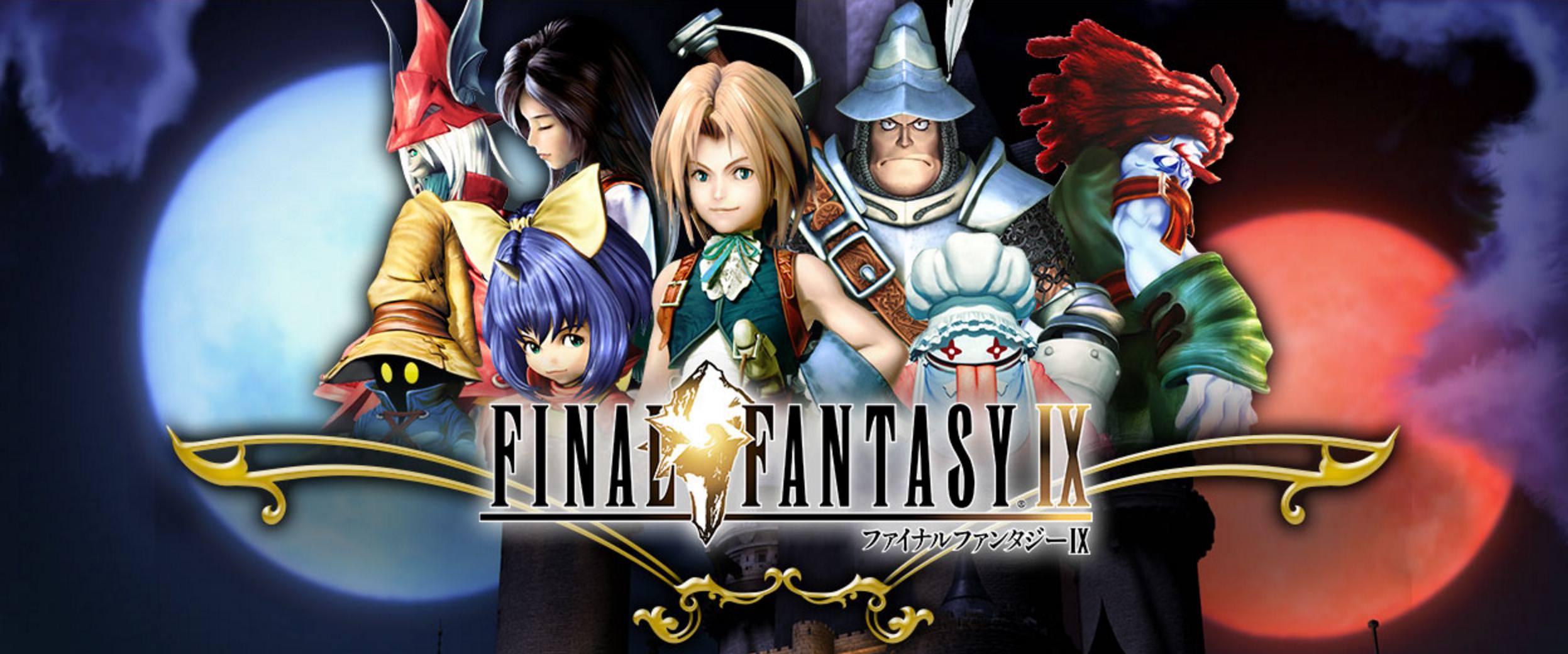 Final fantasy 9 release