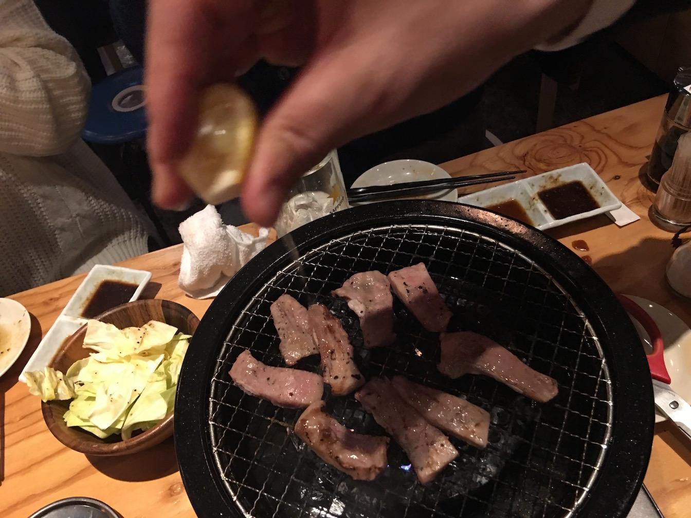 Suidobashi jingisukan godai 16