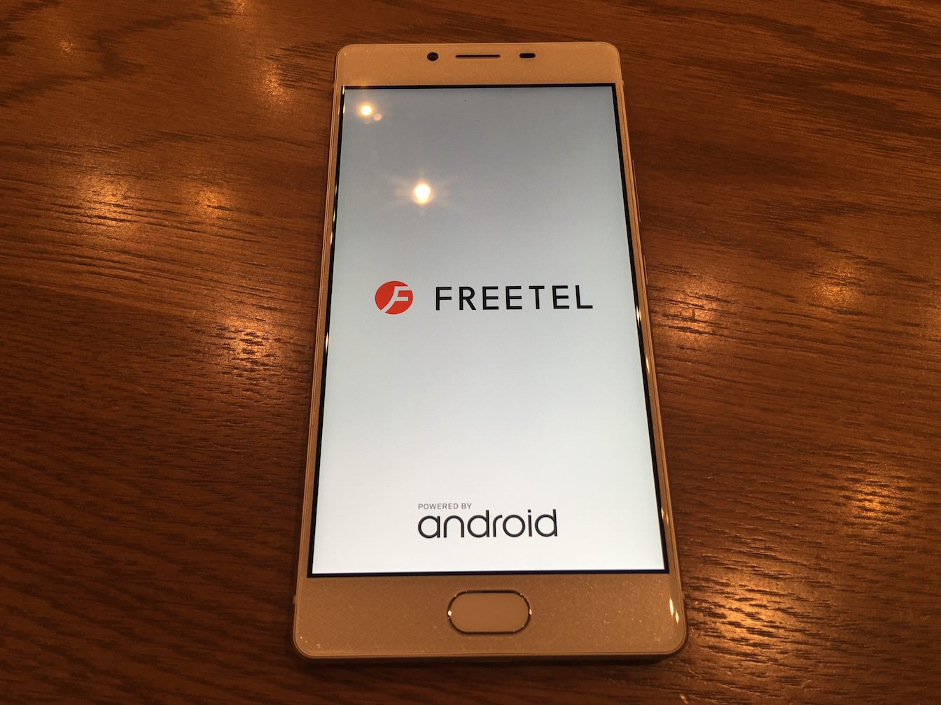 Freetel rei first impression 15