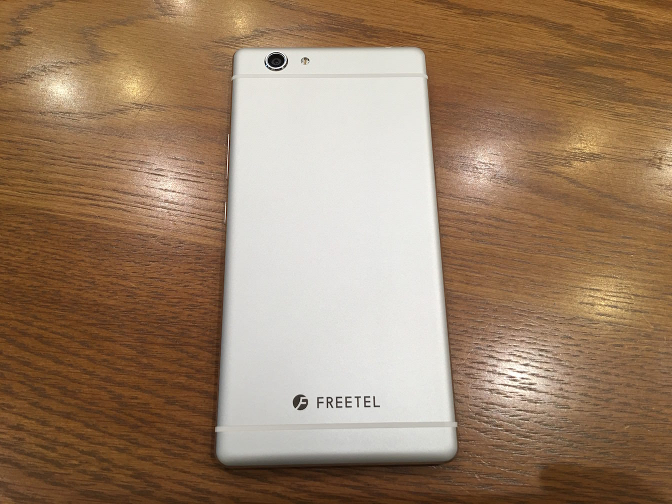 Freetel rei first impression 8
