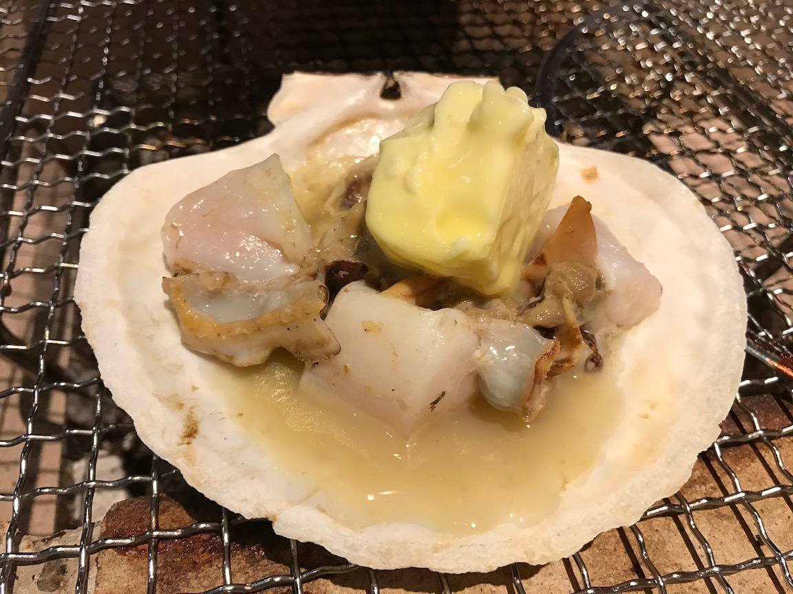 Zenibako barbecue reception report 22
