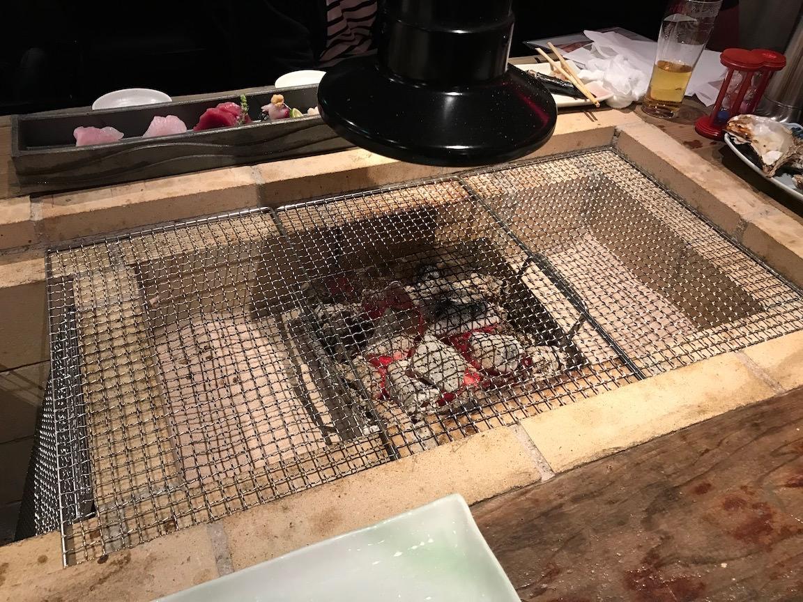Zenibako barbecue reception report 8