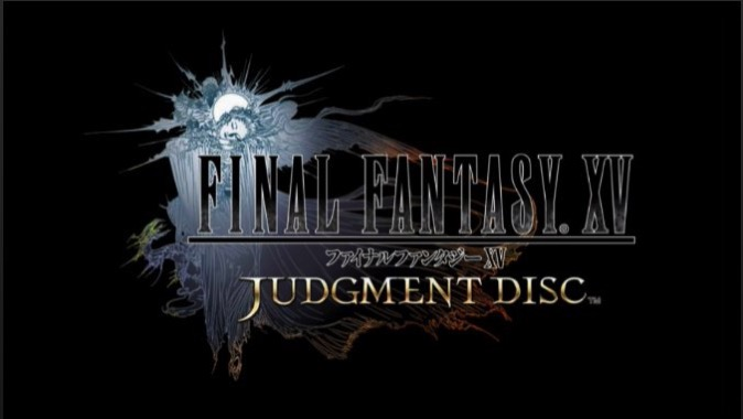 Ff15 judgement disc