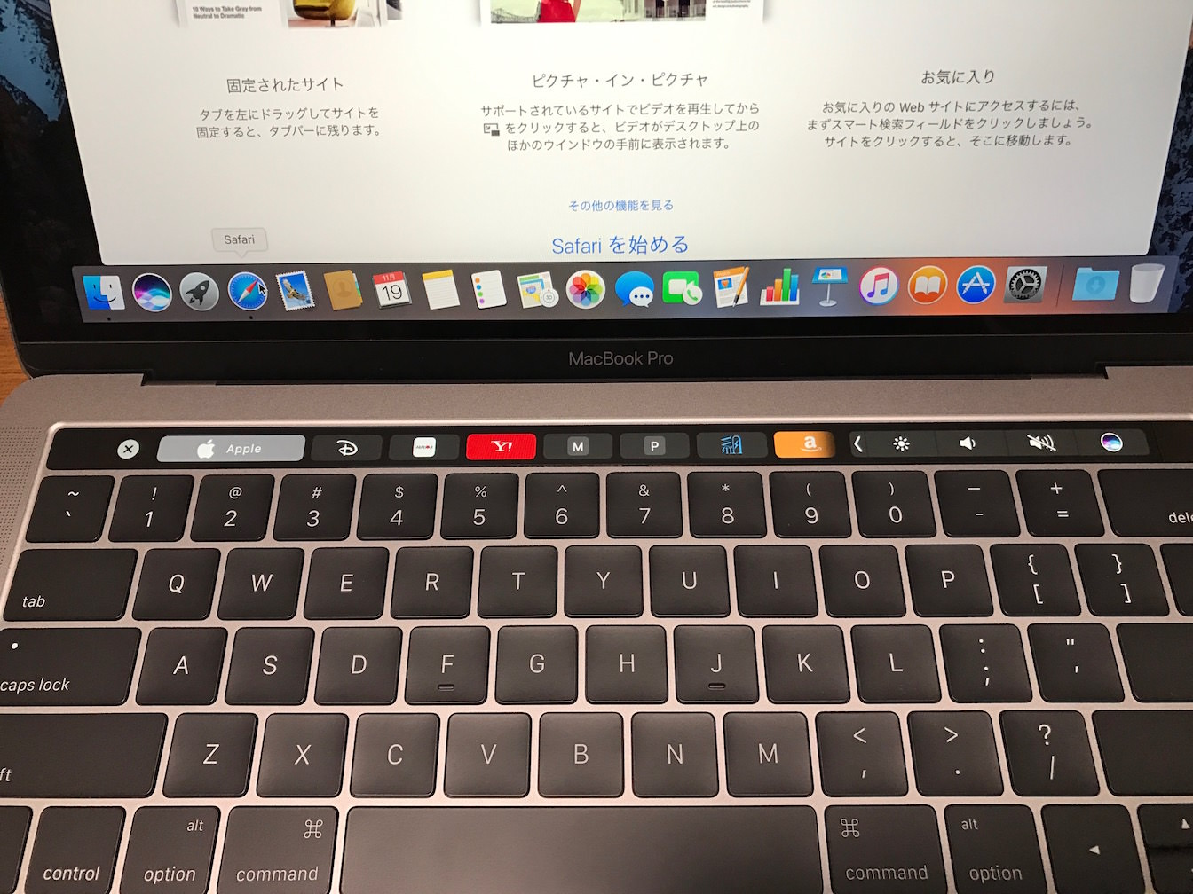 Macbook pro late 2016 13inch first impression 16