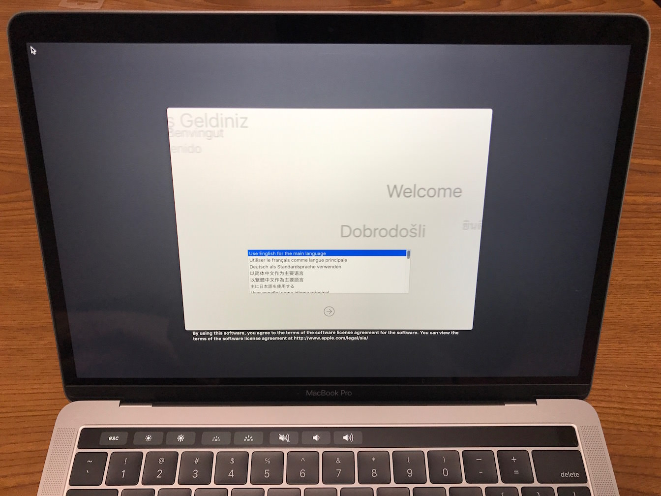Macbook pro late 2016 13inch first impression 8