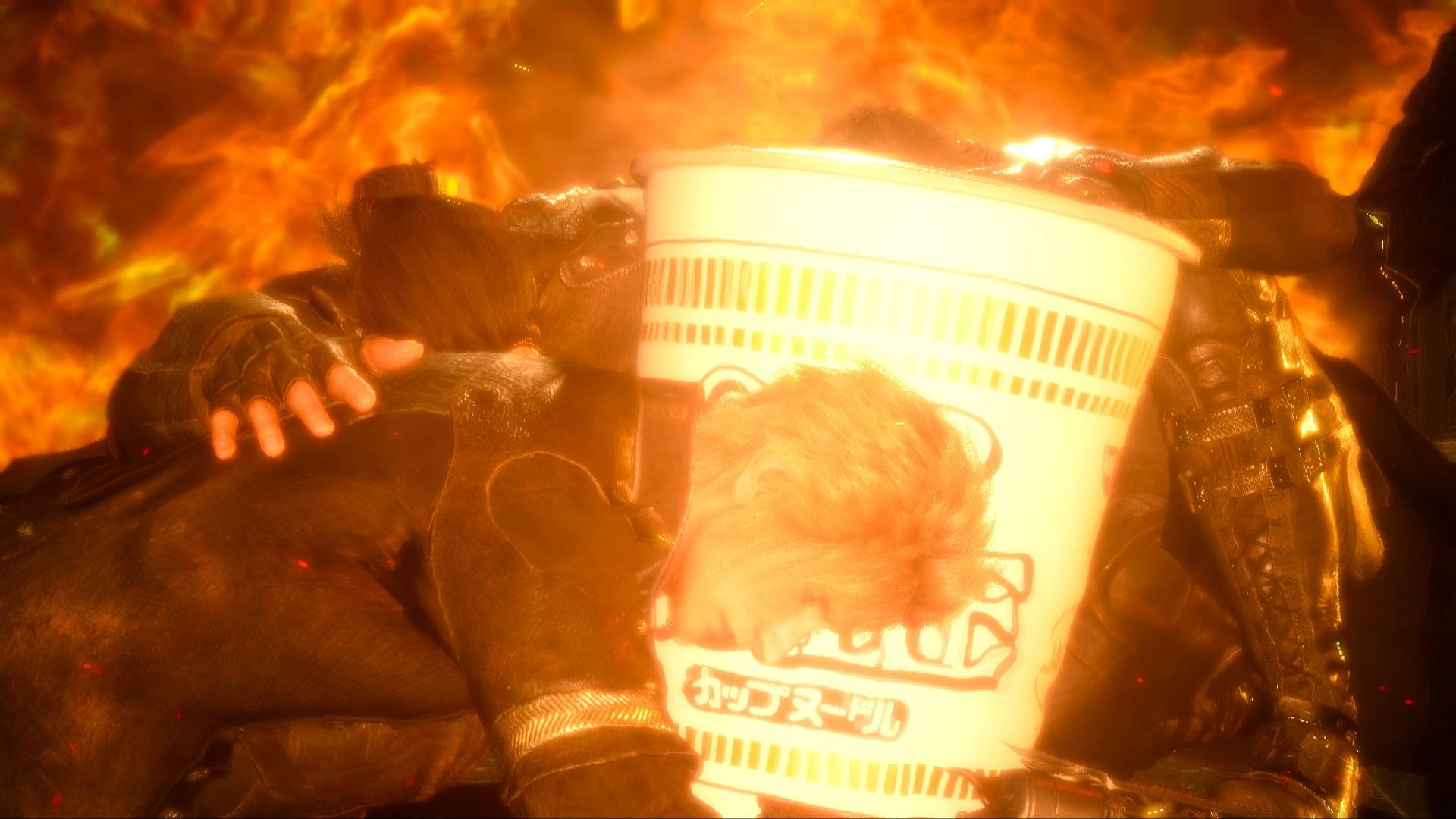 Cup noodle xv 6