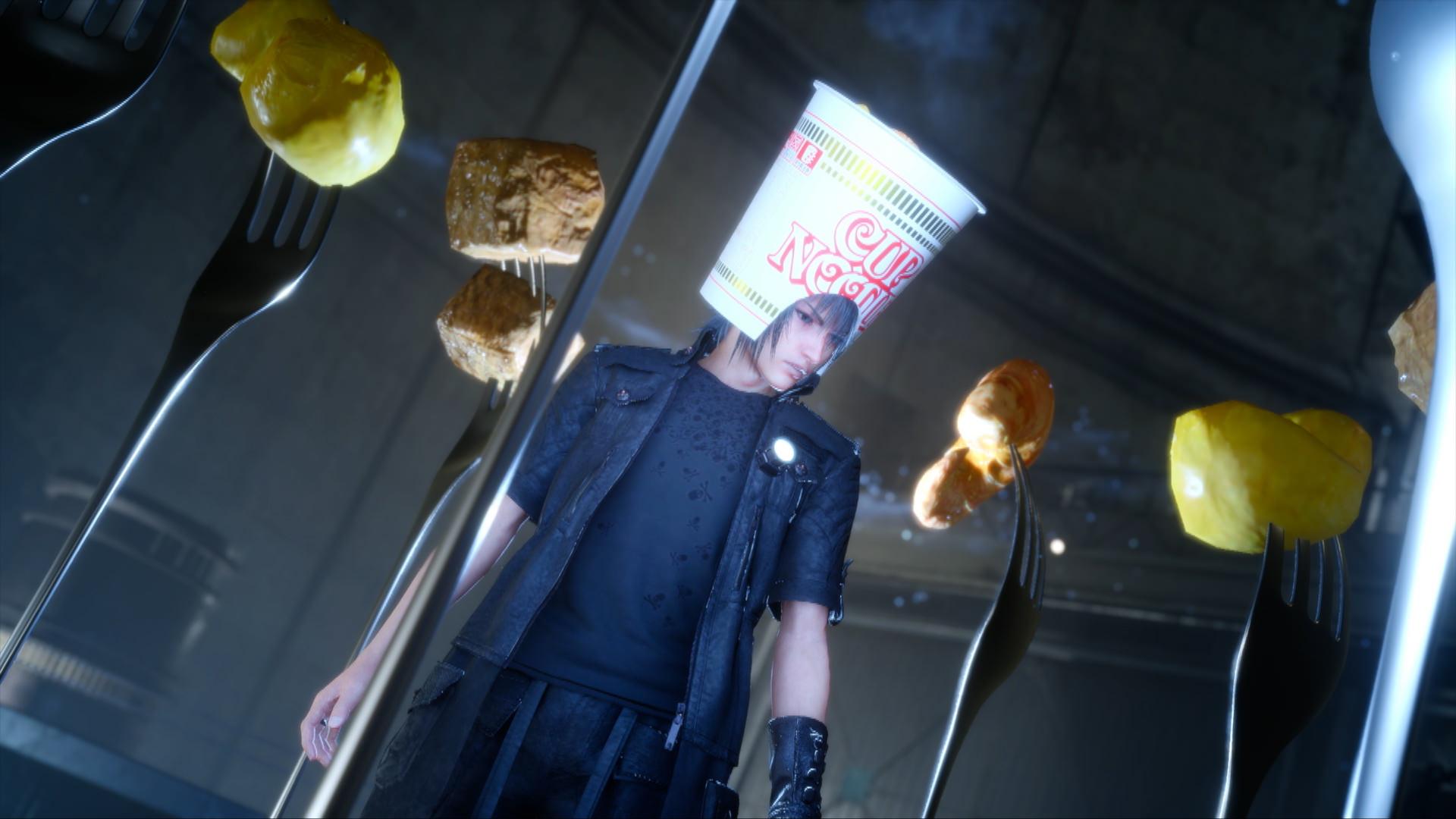 Cup noodle xv 7
