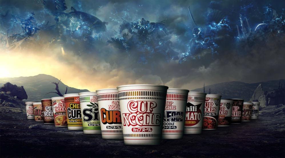 Cup noodle xv 9