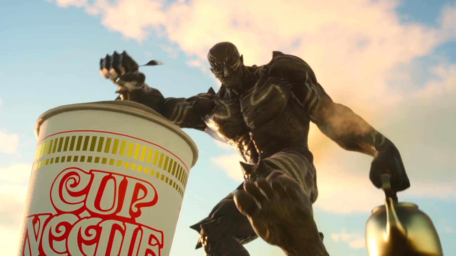 Cup noodle xv ultimate version 4