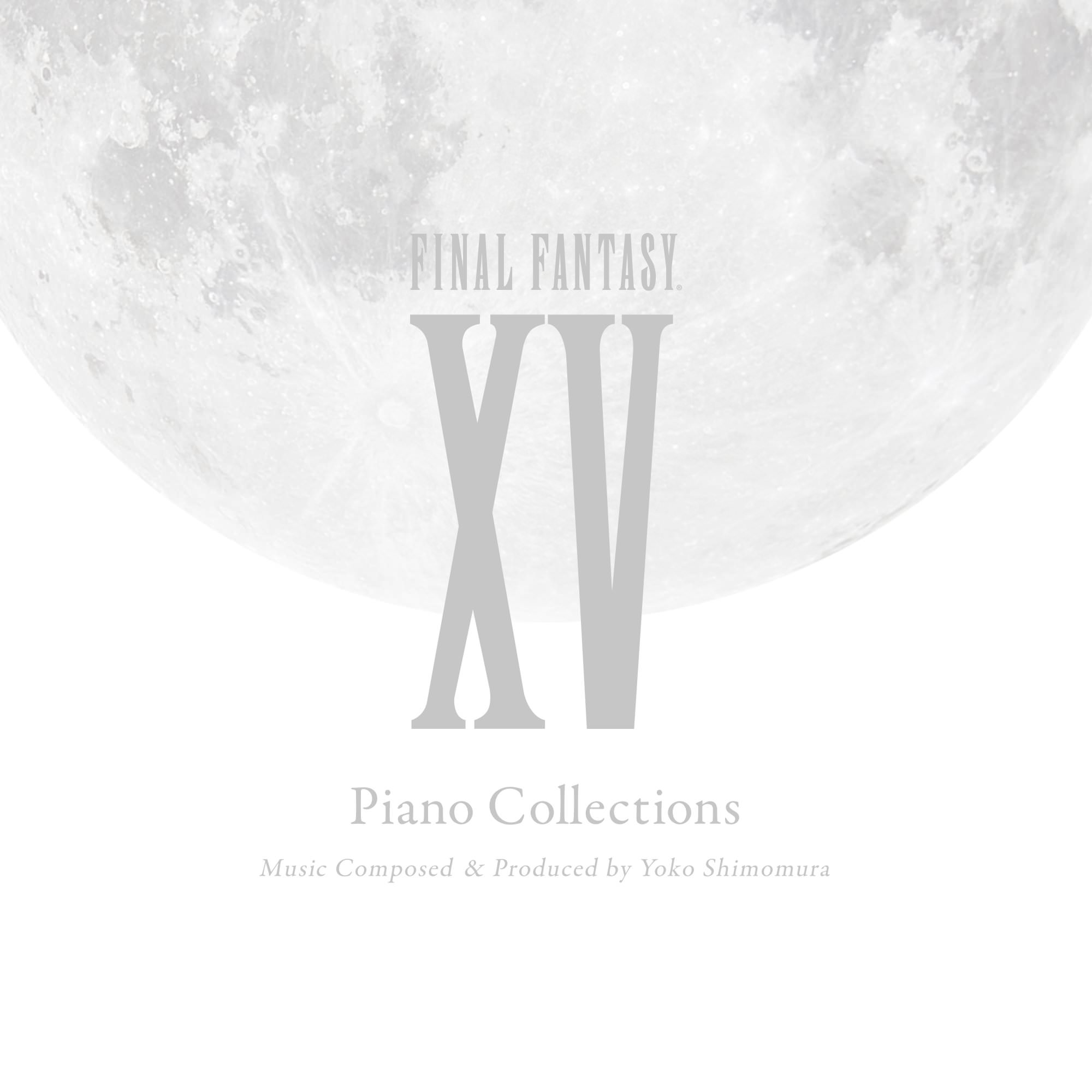 Ff15 piano collections release
