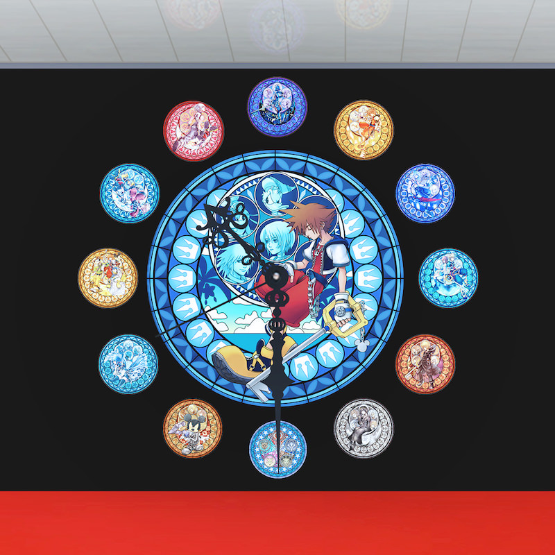 Kingdomhearts fcp stained glass 2