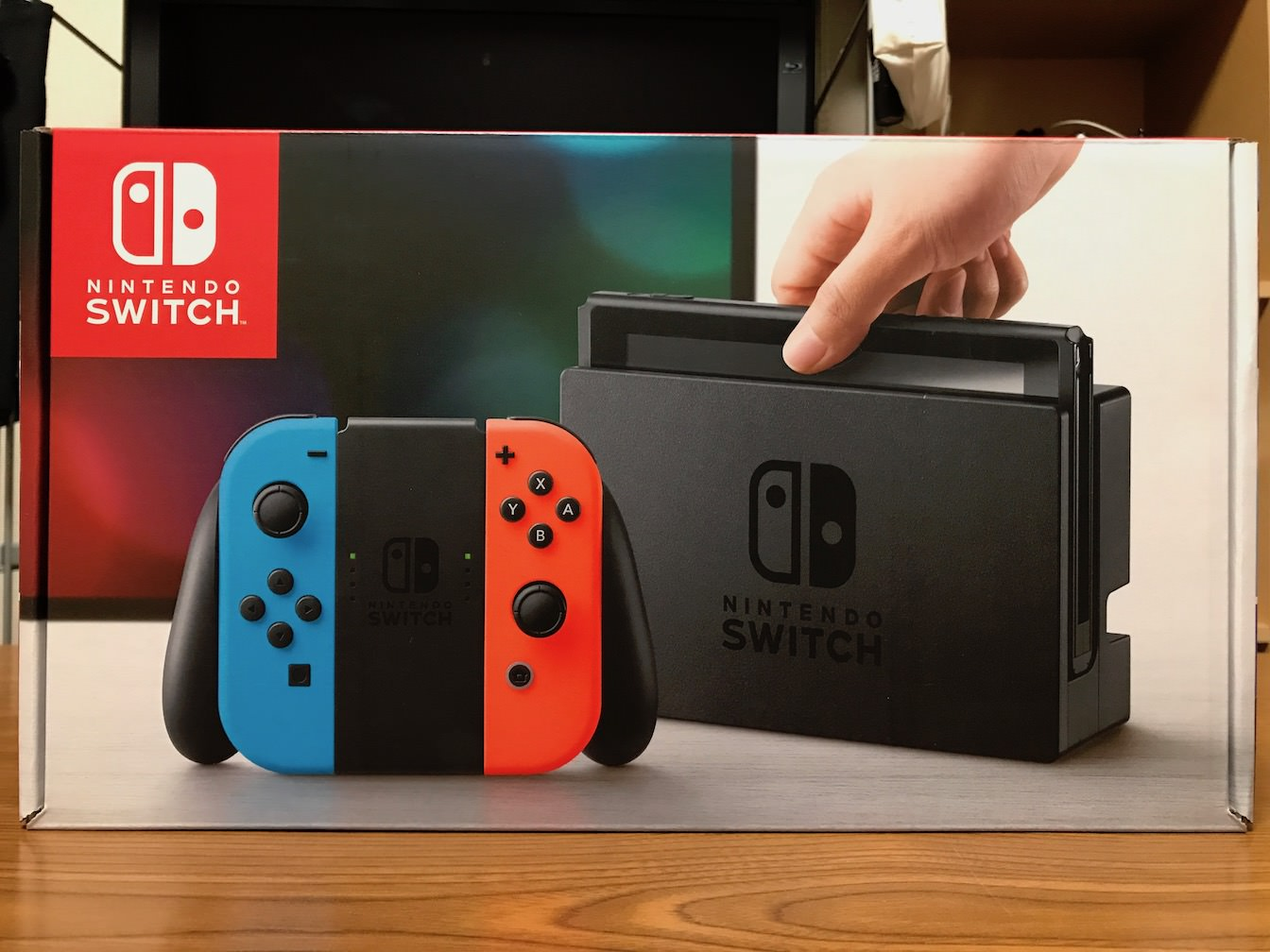 Nintendo switch first impression 2