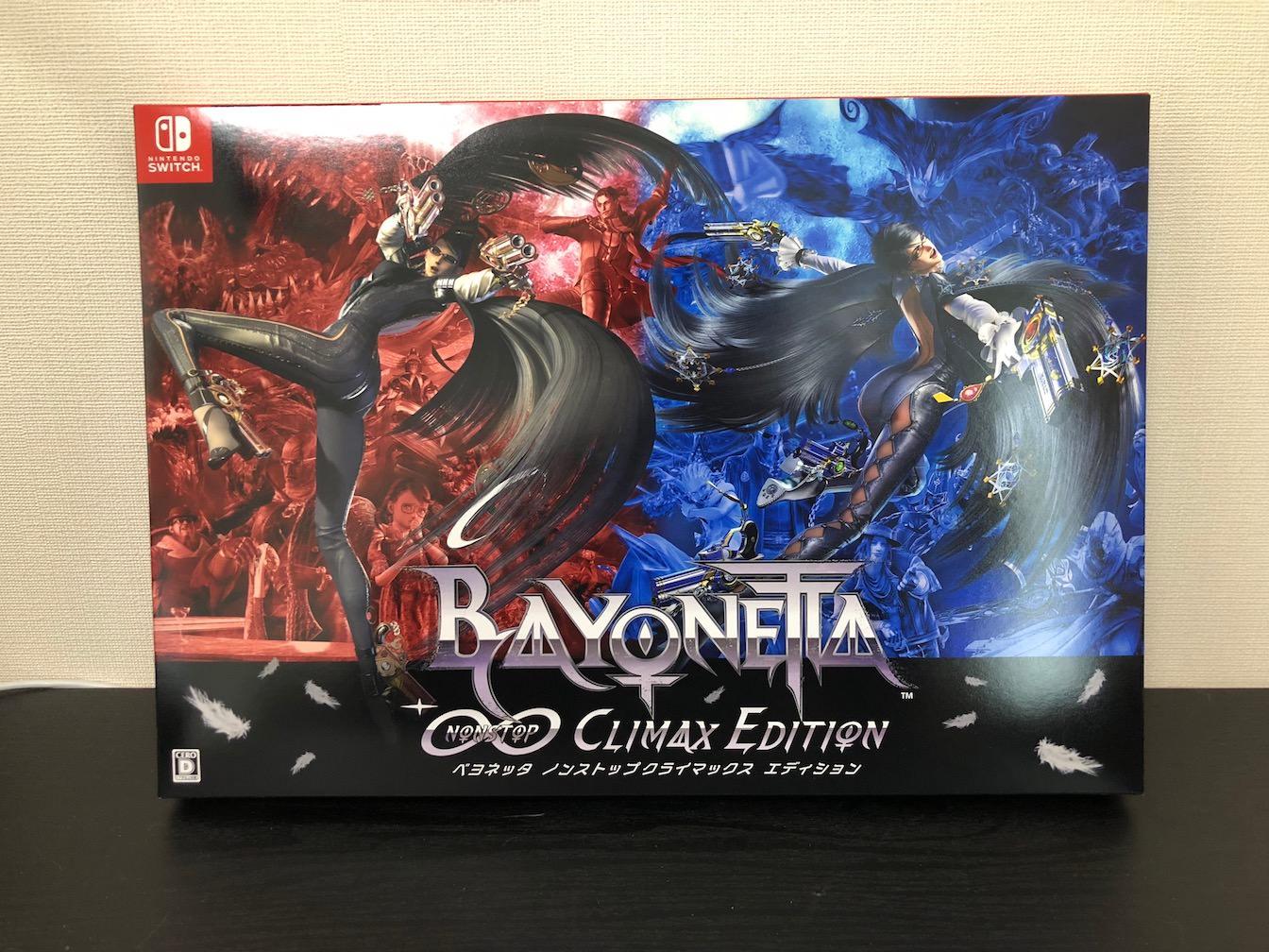 Bayonetta non stop climax edition review 1