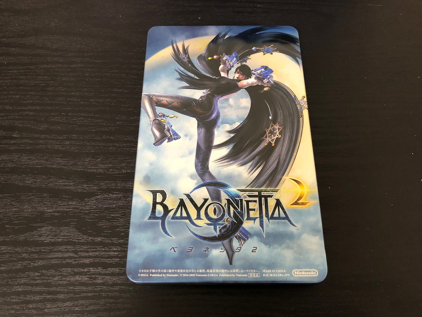 Bayonetta non stop climax edition review 5